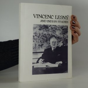 náhled knihy - Academician Vincenc Lesný and Indian studies. (centenary commemoration volume)