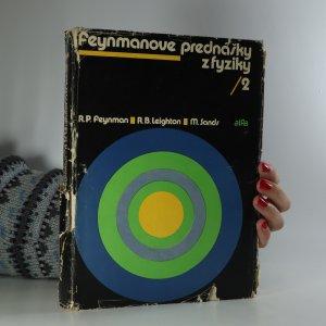 náhled knihy - Feynmanove prednášky z fyziky. Díl 2