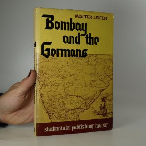 náhled knihy - Bombay and the Germans
