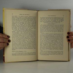 antikvární kniha Bombay and the Germans, neuveden