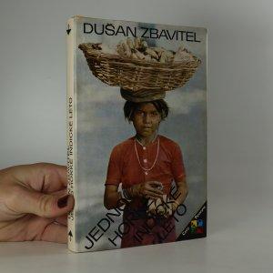 náhled knihy - Jedno horké indické léto