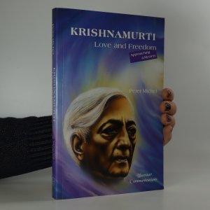 náhled knihy - Krishnamurti. Love and Freedom