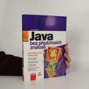 náhled knihy - Java bez předchozích znalostí. Průvodce pro samouky