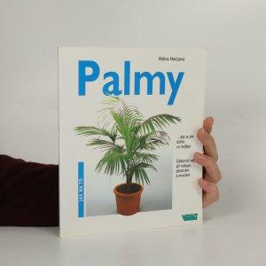 náhled knihy - Palmy