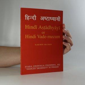náhled knihy - Hindī Astādhyāyī or Hindi Vade-mecum