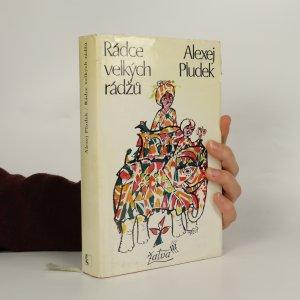 náhled knihy - Rádce velkých rádžů