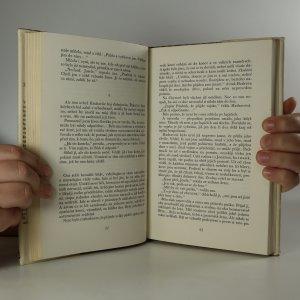 antikvární kniha Život jde dál, 1955