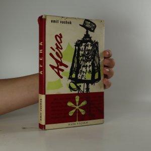 náhled knihy - Aféra