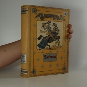 náhled knihy - Talisman. Nebezpečný hrad