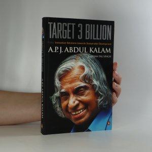 náhled knihy - Target 3 Billion