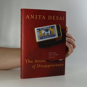 náhled knihy - The Artist of Disappearance