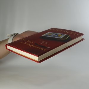antikvární kniha The Artist of Disappearance, 2011