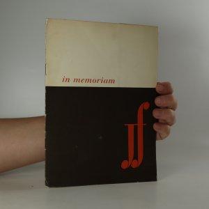 náhled knihy - Tryzna za Julia Fučíka