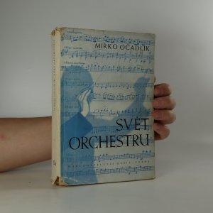 náhled knihy - Svět orchestru. Průvodce tvorbou orchestrální