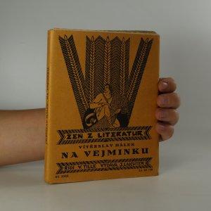 náhled knihy - Na vejminku