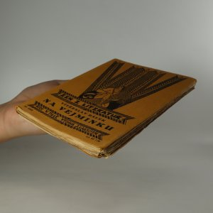 antikvární kniha Na vejminku, 1926