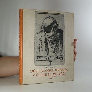 náhled knihy - Dílo Aloise Jiráska v české ilustraci