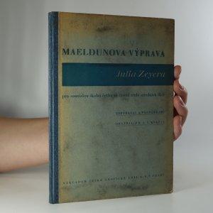 náhled knihy - Spisy: Maeldunova výprava