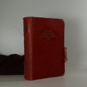 náhled knihy - Populární dějiny literatury československé