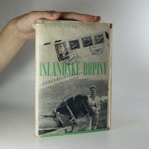 náhled knihy - Islandské dopisy