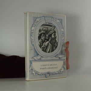 náhled knihy - Lidové drama pobělohorské