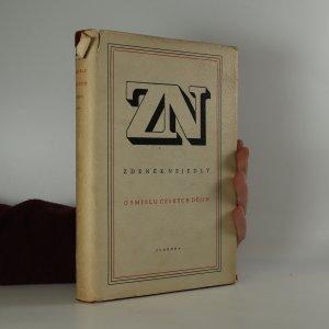 náhled knihy - O smyslu českých dějin