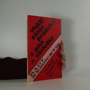 náhled knihy - Vleklý zánět průdušek a jeho následky