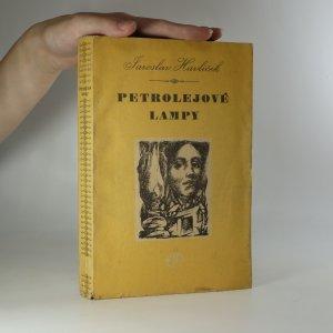 náhled knihy - Petrolejové lampy