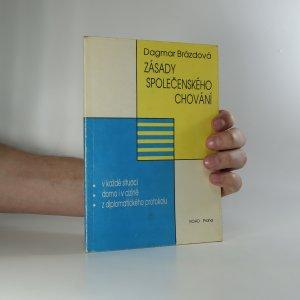 náhled knihy - Zásady společenského chování