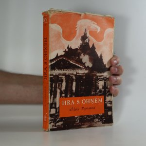 náhled knihy - Hra s ohněm