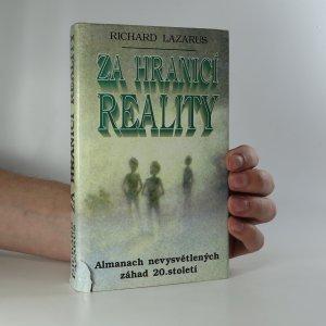 náhled knihy - Za hranicí reality. Almanach nevysvětlených záhad 20. století