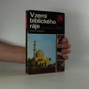 náhled knihy - V zemi biblického ráje. Pohledy do Iráku