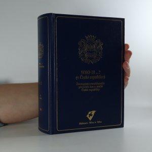 náhled knihy - Who is...? (v České republice)