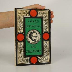 náhled knihy - Obras escogidas de Cervantes
