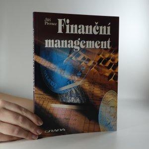 náhled knihy - Finanční management