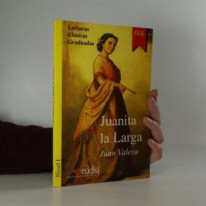 náhled knihy - Juanita la Larga