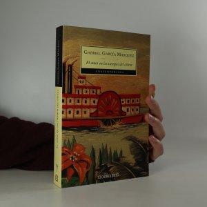 náhled knihy - El amor en los tiempos del cólera