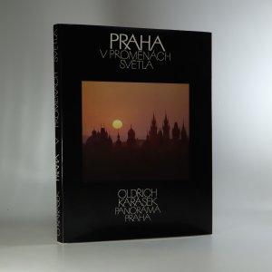 náhled knihy - Praha v proměnách světla. (podpis)