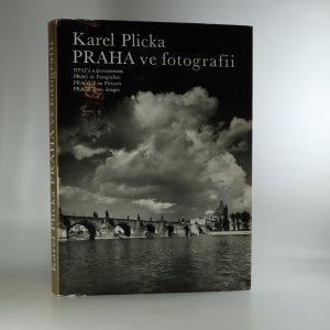 náhled knihy - Praha ve fotografii. (podpis)