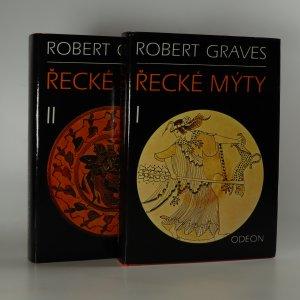 náhled knihy - Řecké mýty. 1. - 2. díl. (2 svazky)
