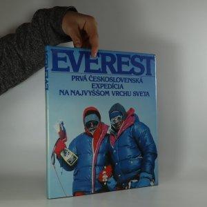 náhled knihy - Everest. Prvá československá expedícia na najvyššom vrchu sveta