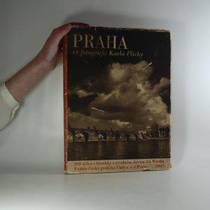 náhled knihy - Praha ve fotografii Karla Plicky