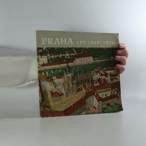 náhled knihy - Praha let 1826-1834. V plastickém modelu Antonína Langweila