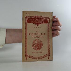 náhled knihy - La Maréchale d'Ancre