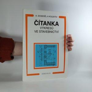 náhled knihy - Čítanka výkresů ve stavebnictví