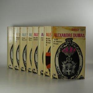 náhled knihy - 8 x Paměti lékařovy (8 svazků, nekompletní, viz. foto)
