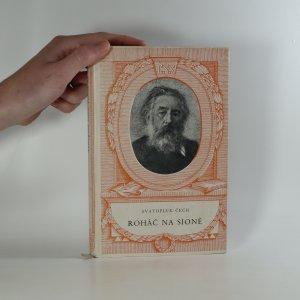 náhled knihy - Roháč na Sioně