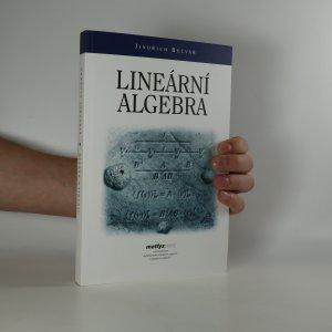 náhled knihy - Lineární algebra
