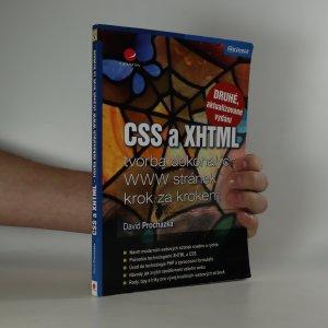 náhled knihy - CSS a XHTML. Tvorba dokonalých WWW stránek krok za krokem