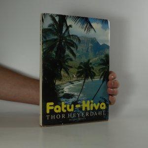 náhled knihy - Fatu-Hiva. Návrat k přírodě
